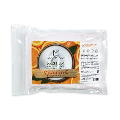 May Island Premium Modeling Mask Vitamin C Альгинатная маска для лица премиум класса с витамином C
