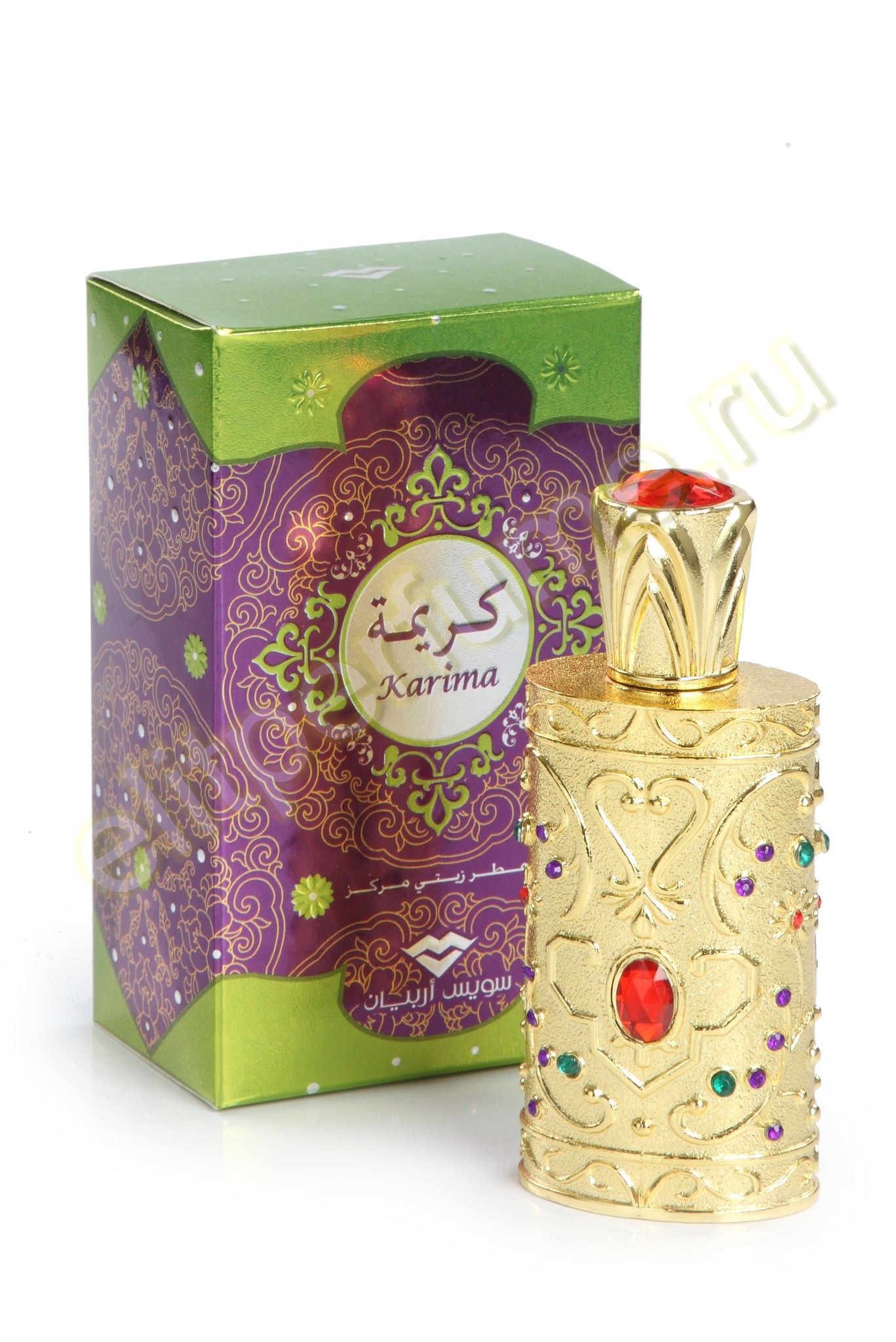 Пробники для арабских духов Karima Карима 1 мл арабские масляные духи от Свисс Арабиан Swiss Arabian