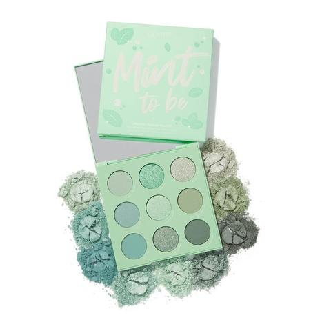 ColourPop Mint To Be shadow palette