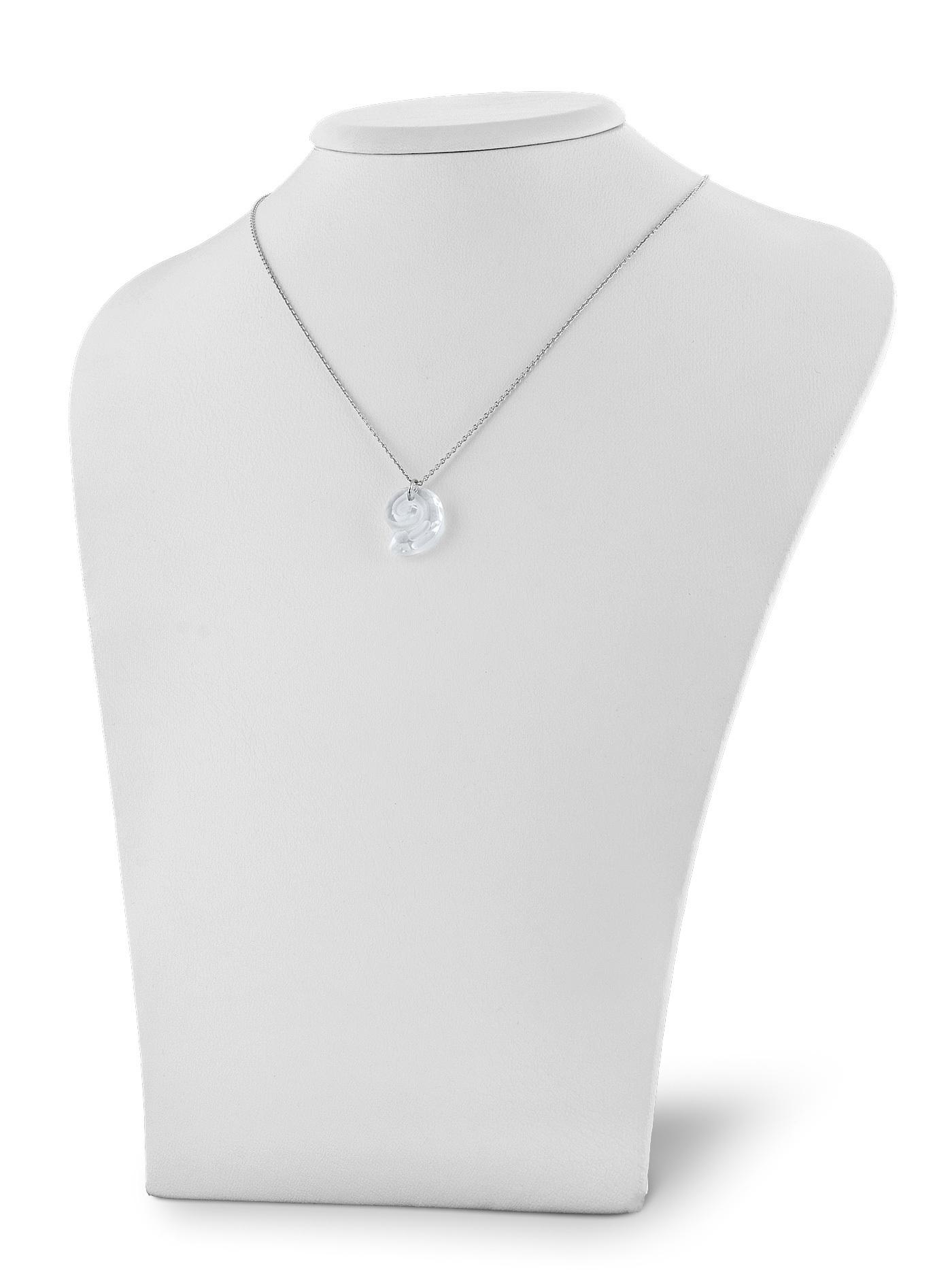 Ювелирная подвеска с премиум-кристаллом