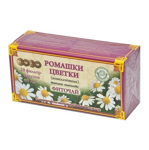 Фиточай Ромашки