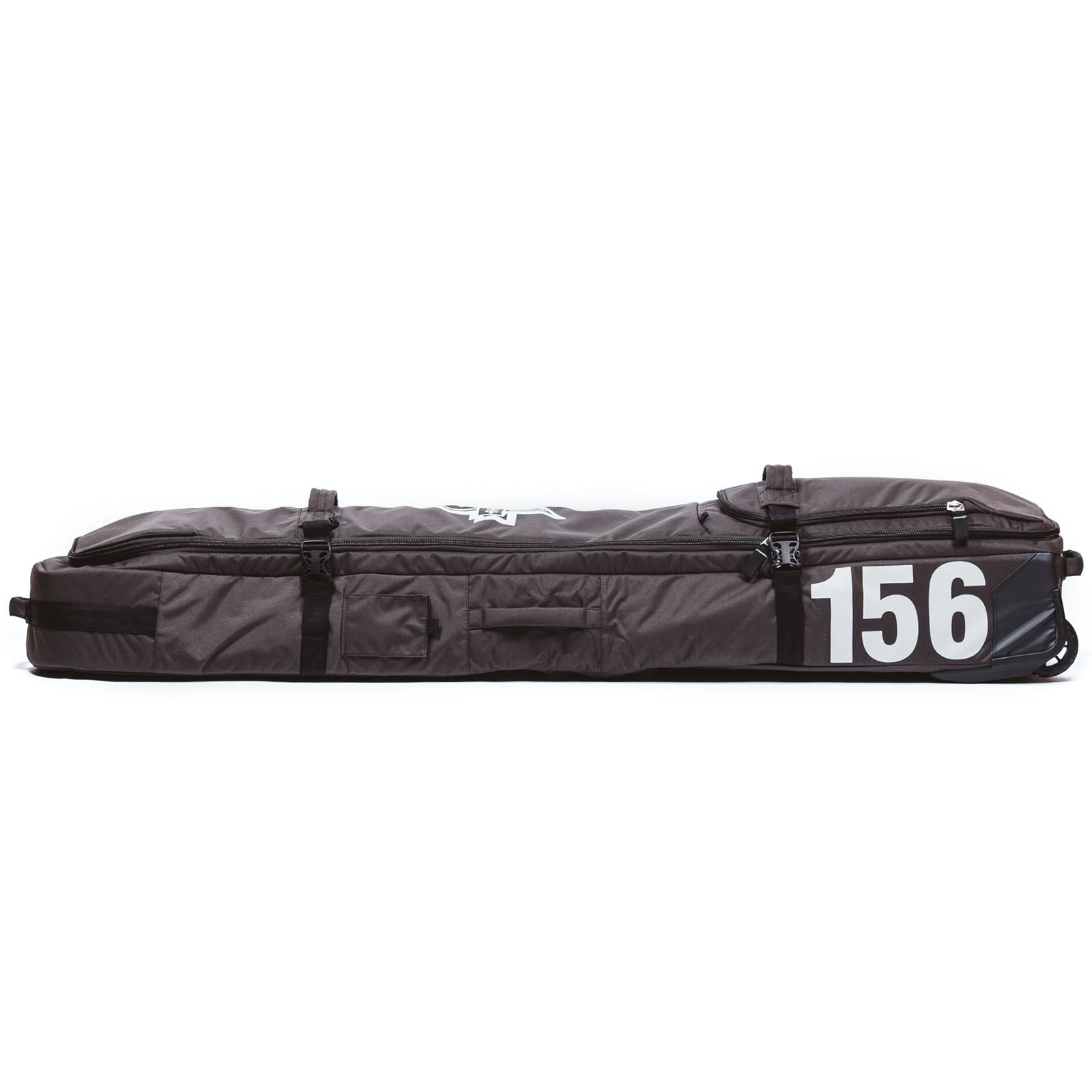 Чехол для сноуборда Born на колесах 156/166 см Хаки (0099990)