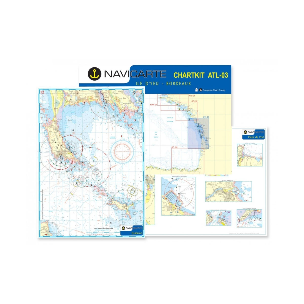 ATLANTIC CHARTKIT