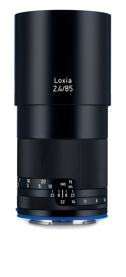 Carl Zeiss Loxia 2.4/85 E купить в Sony Centre Воронеж