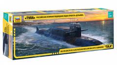 Российская атомная подводная лодка Тула проекта Дельфин