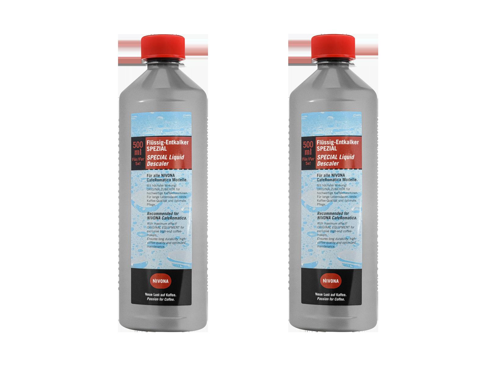 Жидкость для удаления накипи Nivona NIRK 703 2 штуки
