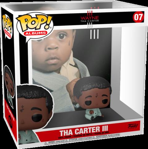 Фигурка Funko Pop! Albums: Lil Wayne - Tha Carter III