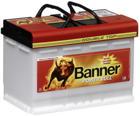 Banner Power Bull 74 Ah (P74 12)