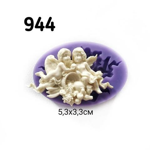 0944 Молд силиконовый. Ангелы