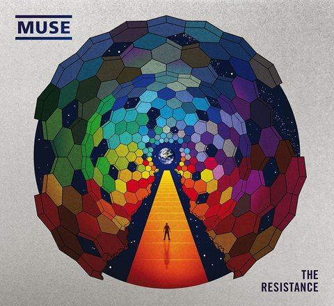 Виниловая пластинка. Muse – The Resistance