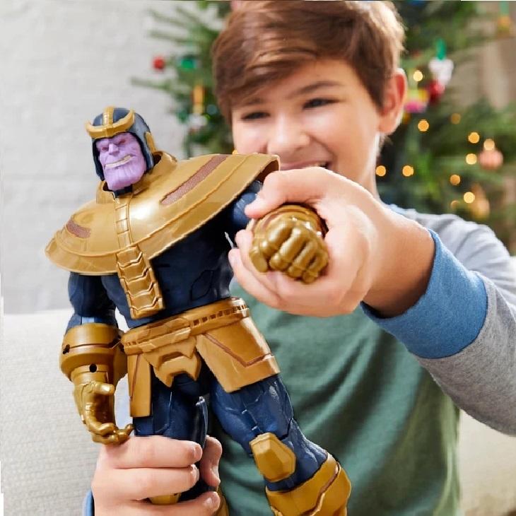 Танос интерактивная игрушка Дисней 38 см
