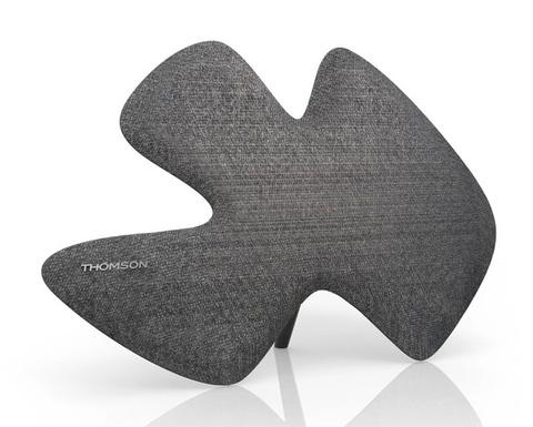 Антенна телевизионная Thomson Performance 55 активная серый каб.:2м