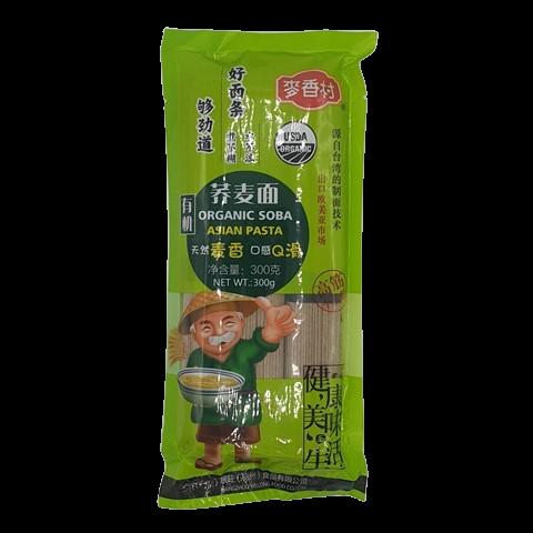 Лапша гречневая Soba органическая, 300 гр