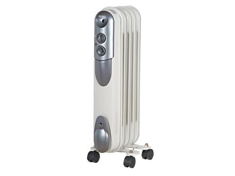 Масляный радиатор РЕСАНТА ОМПТ-5Н (1 кВт)