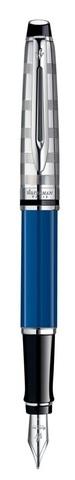 Ручка перьевая Expert Deluxe, цвет: Blue CT Obssesion123