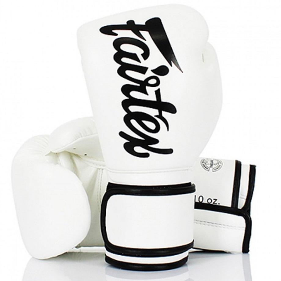 Перчатки Перчатки для бокса Fairtex Boxing gloves BGV14 White 1.jpg