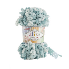 alize-puffy-fine-color-6064_пыльная_бирюза_меланж