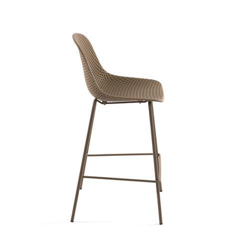 Барный стул Quinby бежевый