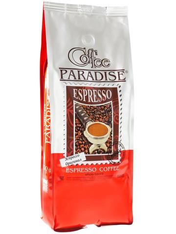 Кофе в зернах Paradise Эспрессо Оригинал, 1 кг