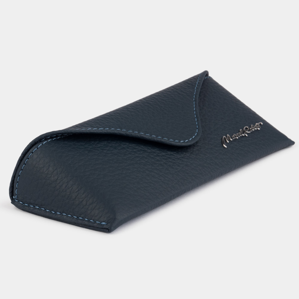 eyewear pouch - Vision Easy - blue