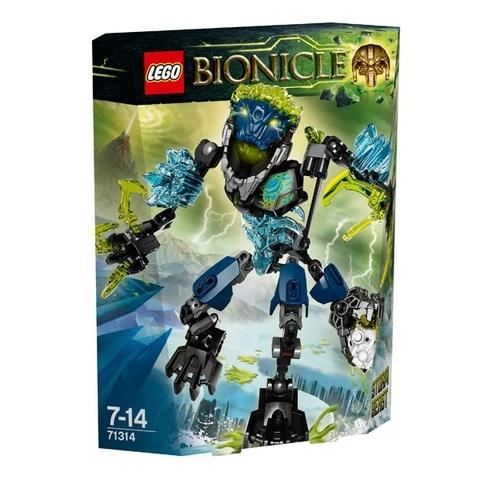 LEGO Bionicle: Штормовое чудовище 71314 — Storm Beast — Лего Бионикл