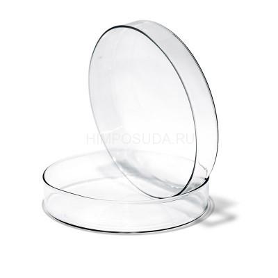 Чашка Петри стеклянная 100х20 мм