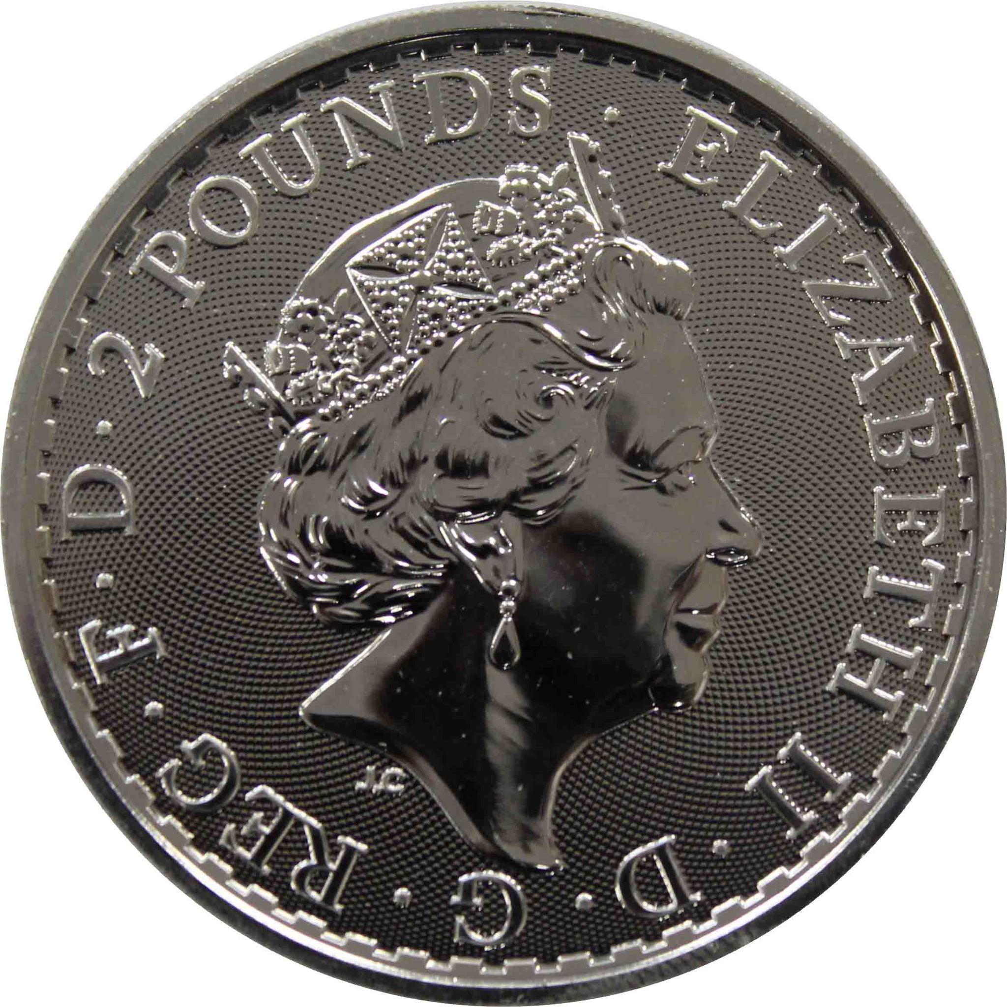 2 фунта 2018 год