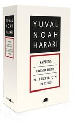 Yuval Noah Harari Seti-3 Kitap
