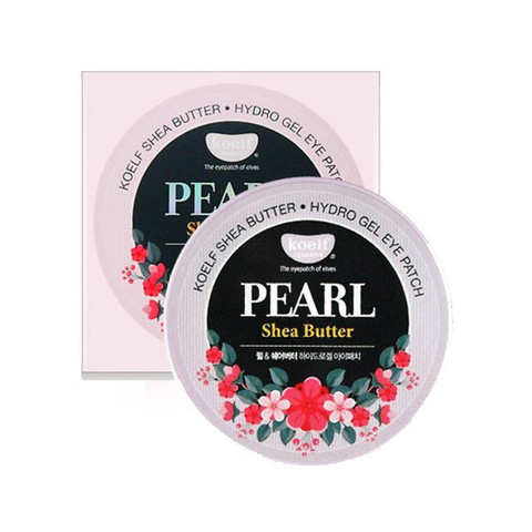 Koelf Pearl & Shea Butter Eye Patch