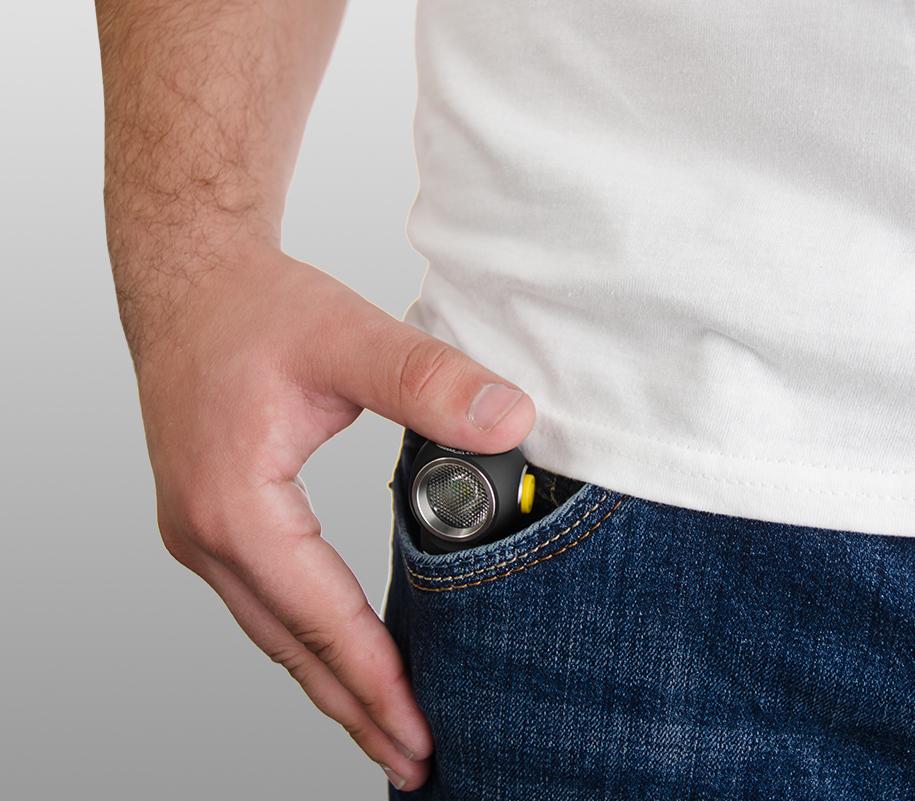 Мультифонарь Armytek Tiara C1 Pro Magnet USB - фото 4
