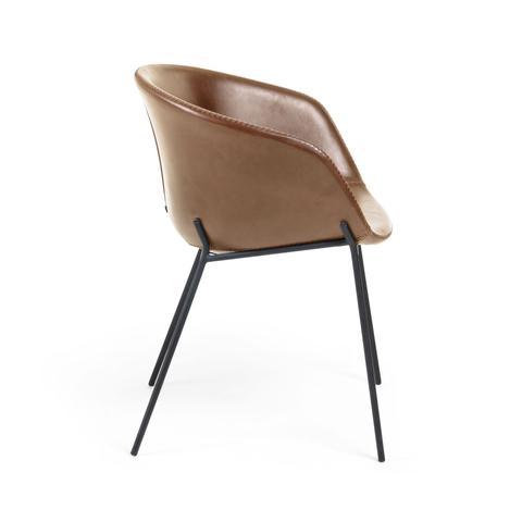 Кресло Zadine светло-коричневый