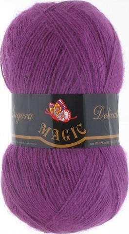 Пряжа Angora Delicate Magic 1118 Лиловый - купить в интернет-магазине недорого klubokshop.ru