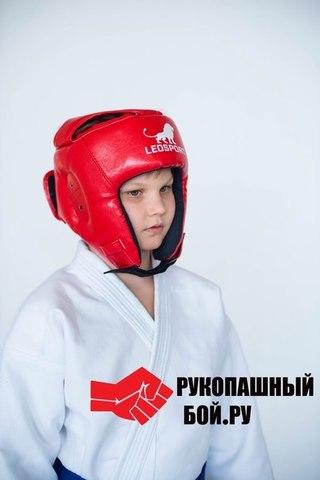 Шлем защитный Leosport