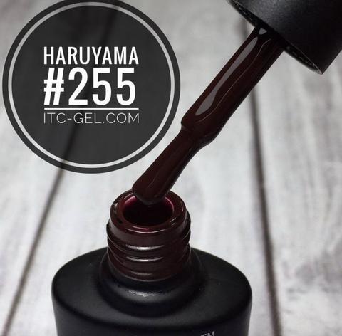 Гель лак Haruyama 8мл (255)