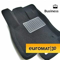 Коврики салона текстильные 3D для AUDI A6 (2011-) (EMC3D) EUROMAT