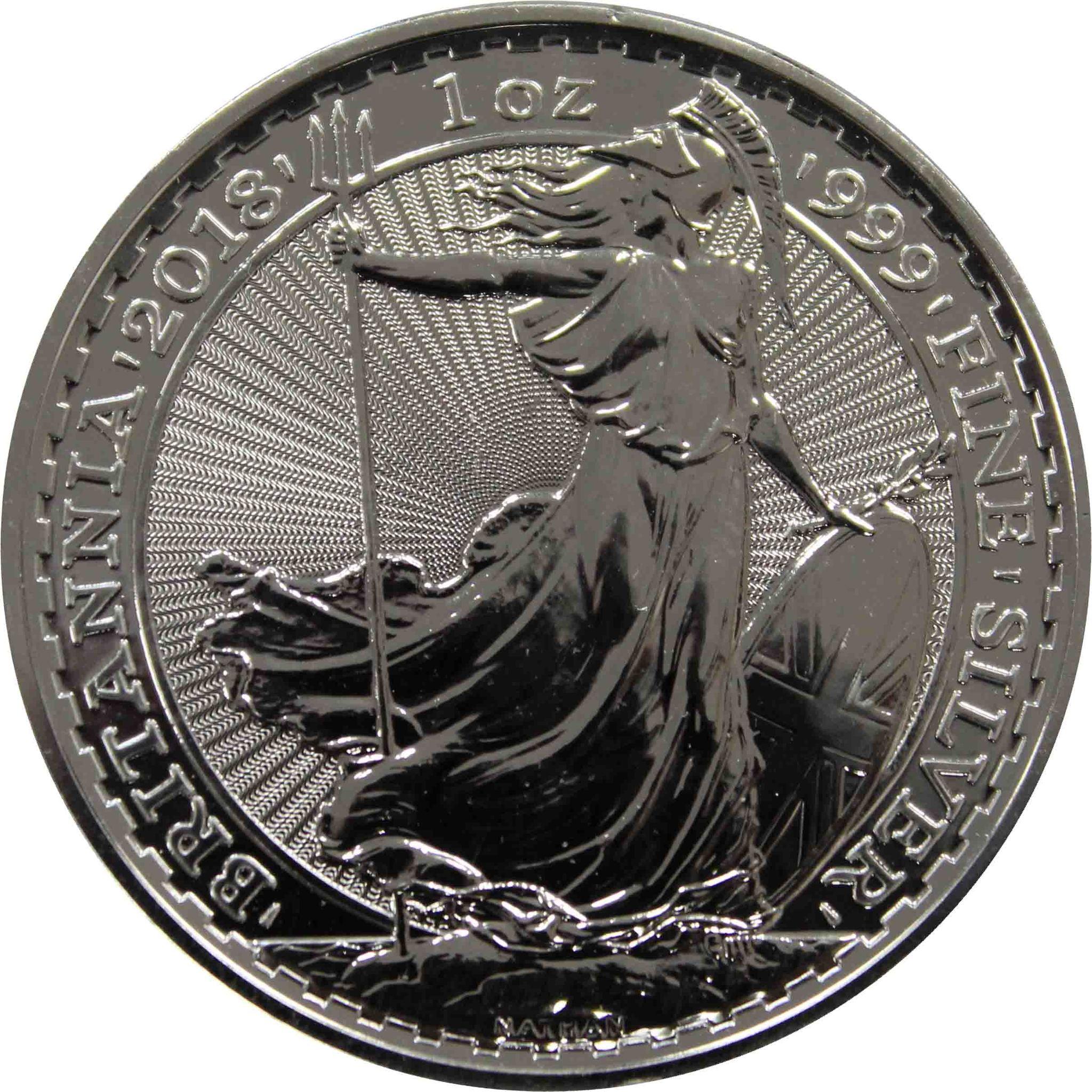 """2 фунта 2018 год """"Символ Великобритании"""" Британия"""