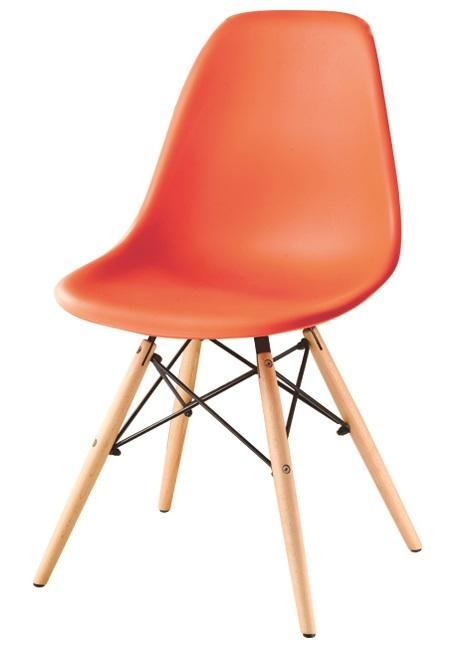 Стул SPAM ORANGE (оранжевый)