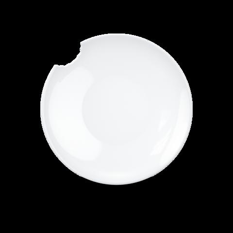 Набор глубоких тарелок TASSEN  со следом укуса 24 см