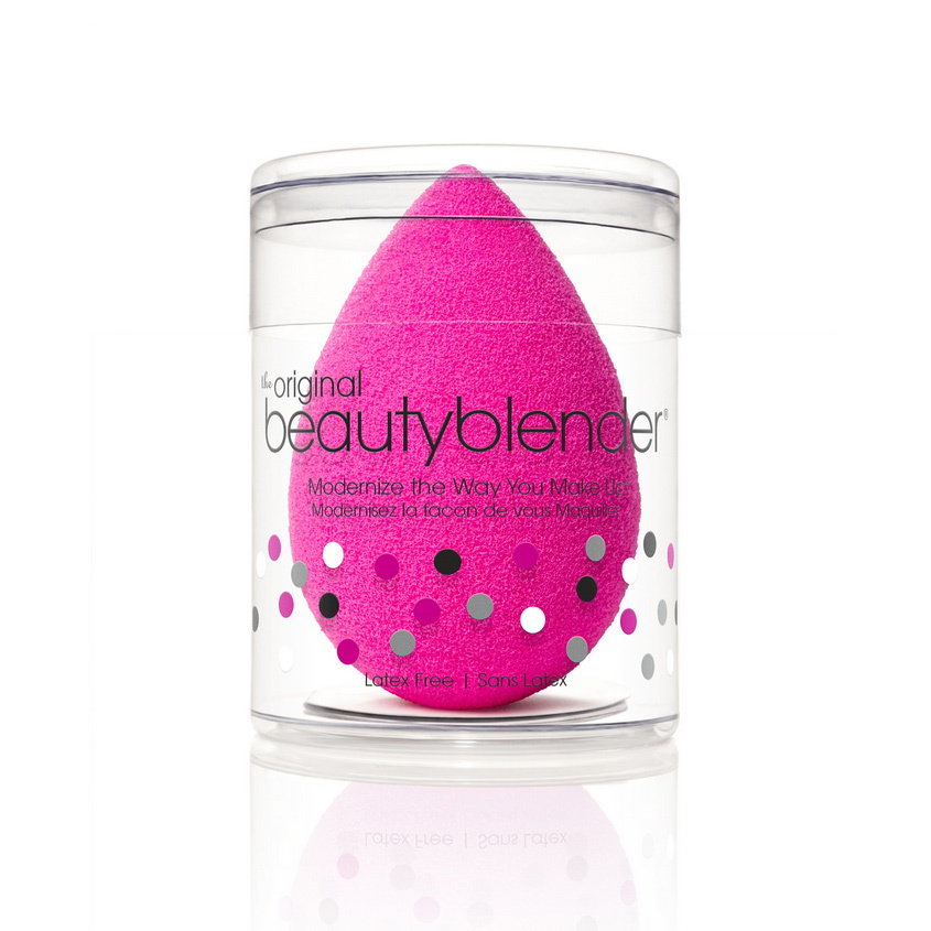 Beautyblender Original розовый
