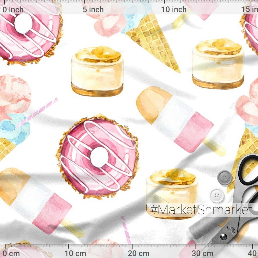Милые десерты