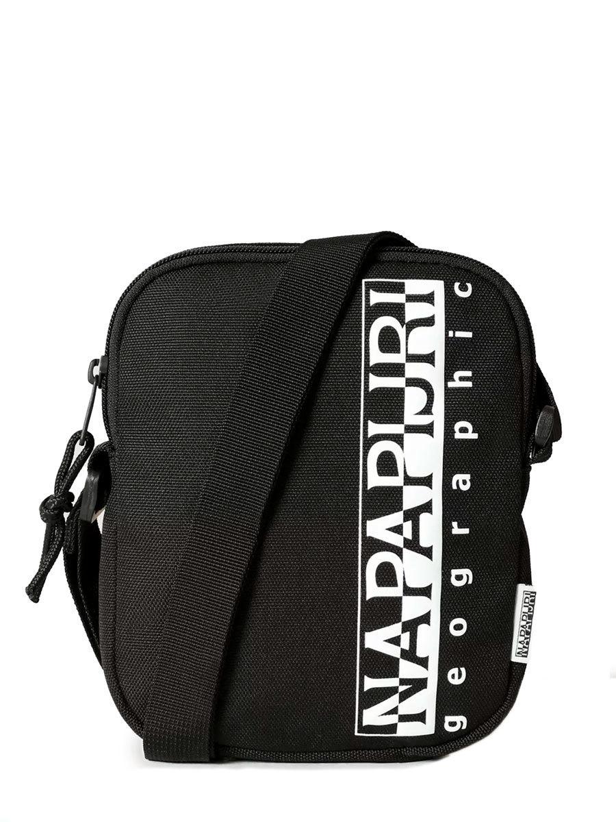 Napapijri сумка плечевая Happy Cross Small 2 черный