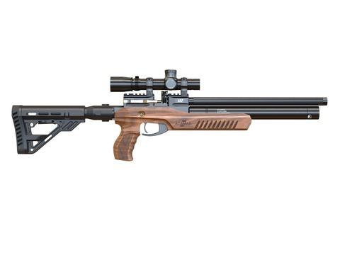 Пневматическая винтовка Ataman M2R Ultra-C SL 5,5 мм (Дерево)(магазин в комплекте)(715/RB-SL)