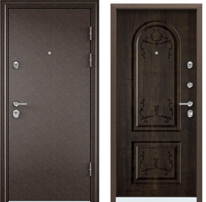 Входные двери Torex Ultimatum M MP медь PK-2U дуб морёный generated_image-4.jpg