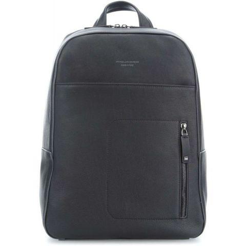 Рюкзак Piquadro David (CA4092W86/N) черный кожа