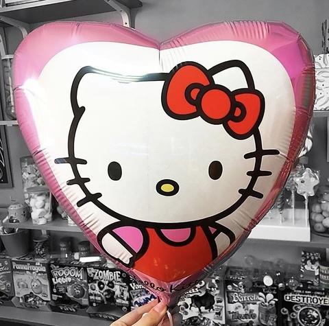 Фольгированный шар «Hello Kitty» #34888