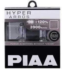 PIAA BULB HYPER ARROS 3900K HE-910 (HB4) / Лампа накаливания (комплект из 2шт)