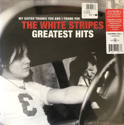 The White Stripes – Greatest Hits