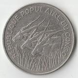 1972 SR1942 Конго 100 франков