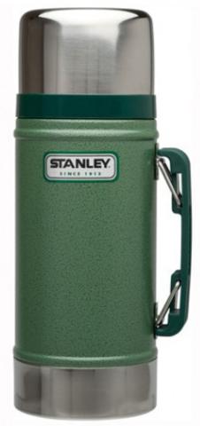 Картинка термос для еды Stanley classic food 0.7l Зеленый - 1