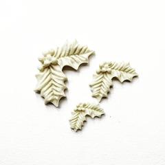 0628 Молд силиконовый Рождественский цветок.